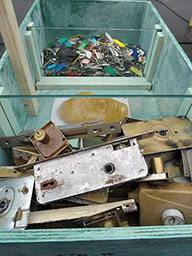 memoria 75 - Locks and Keys
